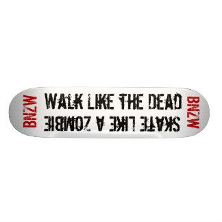 The dead Board Custom Skate Board