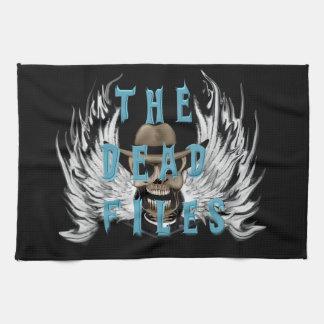 The Dead Files Tea Towel