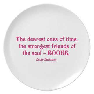 The Dearest Ones Of Time Dinner Plate