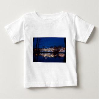 The Delta King at night - Sacramento, CA Baby T-Shirt