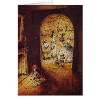 The Dickensian Card