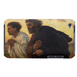 The Disciples Peter and John Running iPod Touch Cover