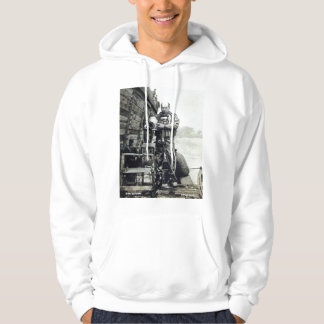 The Diver Vintage Hardhat Diving Scuba Hoodie
