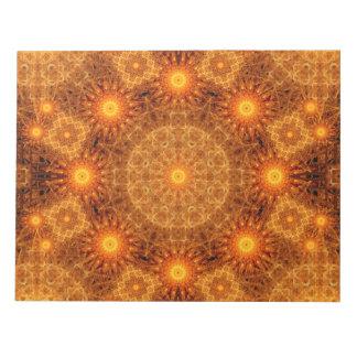 The Divine Matrix Mandala Notepad