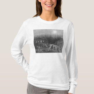 The Docks Night Scene T-Shirt