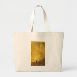 The Dog, by Francisco de Goya Jumbo Tote Bag