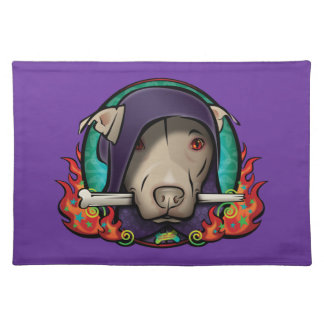 The Dog Lord Placemat