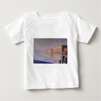 The Doges' Palace by Claude Monet Baby T-Shirt