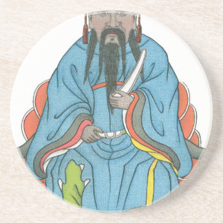 The Dragon King of the Eastern Seas Drink Coasters