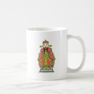 The Dragon King of the Southern Seas Basic White Mug