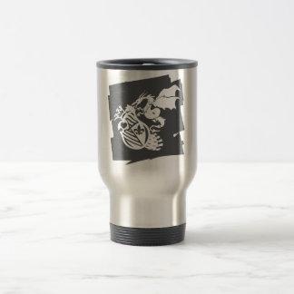 The_Dragon_Strikes Travel Mug