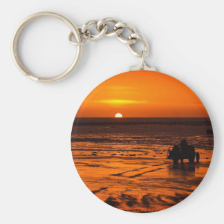 The Drive to work Key Ring