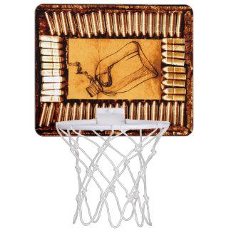 The Drought Mini Basketball Hoop