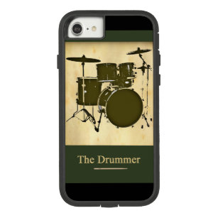 the drummer of the band Case-Mate tough extreme iPhone 8/7 case