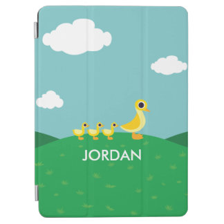 The Duck Family iPad Air Cover