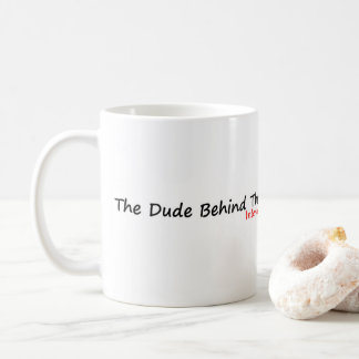 The Dude Behind The Camera Coffee Mug