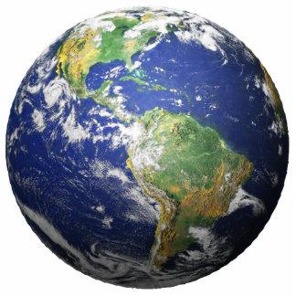 The Earth - 3D Photo Cutouts