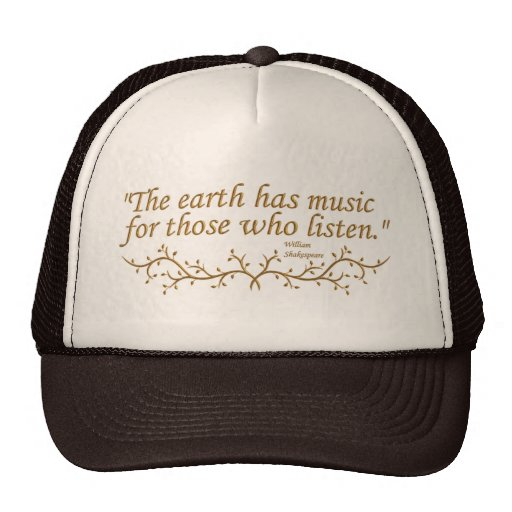 The Earth Has Music Hats