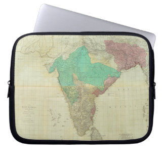 The East Indies with the Roads by Thomas Jefferys Laptop Sleeve
