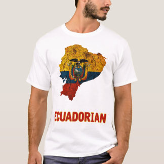 The Ecuador Flag T-Shirt
