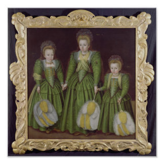The Egerton Sisters, 1601/02 Poster