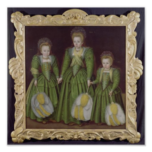The Egerton Sisters, 1601/02 Posters
