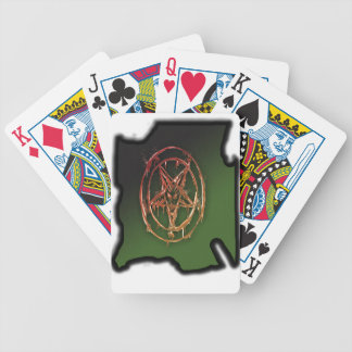 The Egyptian Symbol Of Good Luck Bicycle Playing Cards