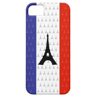 The Eiffel Pattern Case For The iPhone 5