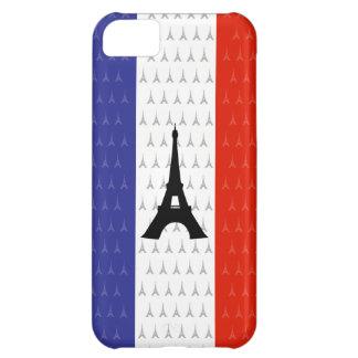 The Eiffel Pattern iPhone 5C Case