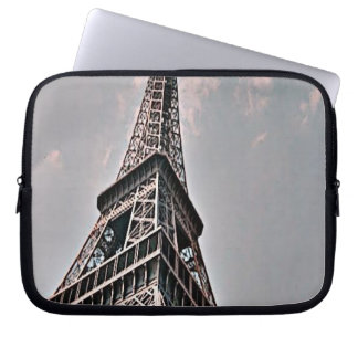 The Eiffel Tower Laptop Sleeve