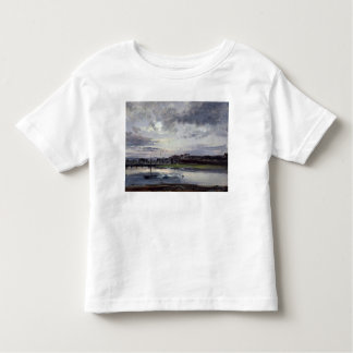 The Elbe and the New Town, Dresden Toddler T-Shirt