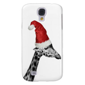 The Elegance of the Christmas Giraffe HTC Vivid / Raider 4G Cover