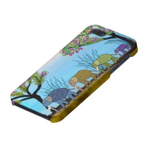 The Elephant Habitat iPhone 5 Cases