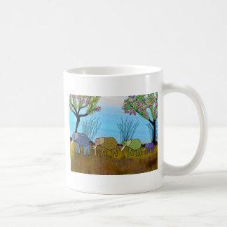 The Elephant Habitat Mug