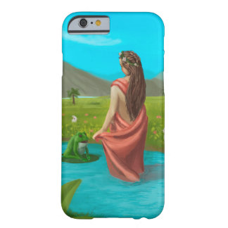 The Elf and the Frog Barely There iPhone 6 Case