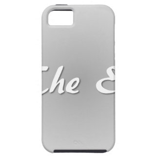 The End Grey iPhone 5 Covers