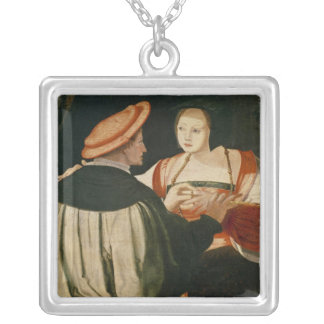 The Engagement Necklaces