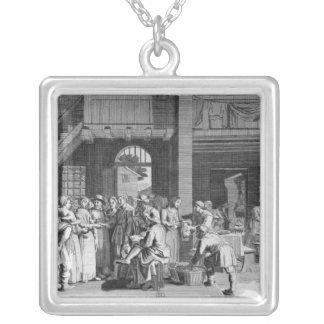 The Engagement Custom Necklace