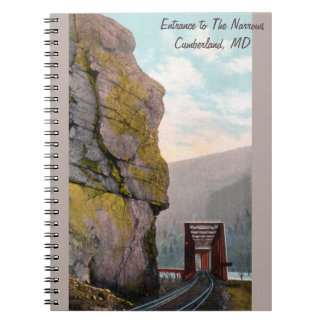 The Entrance to The Narrows Notebook
