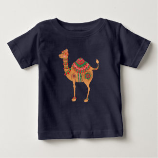 The Ethnic Camel Baby T-Shirt