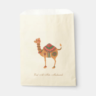 The Ethnic Camel Favour Bags