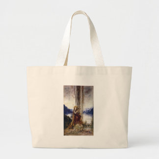 The Evening by Gustave Moreau Jumbo Tote Bag