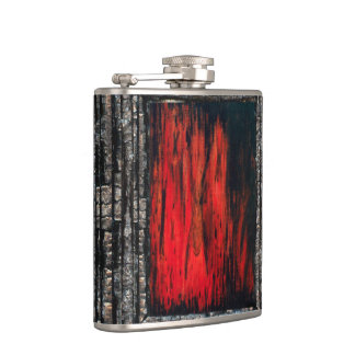 The Executioner Hip Flask