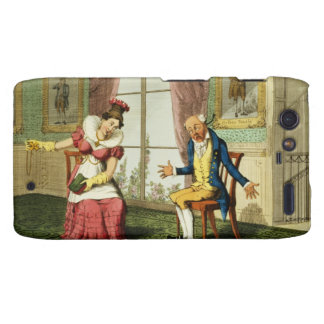 The Expostulation, pub. by G. Humphrey, 1821 (colo Droid RAZR Covers