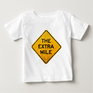 The Extra Mile Baby T-Shirt