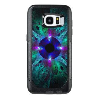 The Eye Abstract Art OtterBox Samsung Galaxy S7 Edge Case