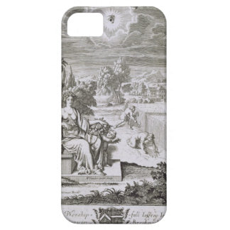 The Eye of God Watches the Harvest, illustration f iPhone 5 Covers