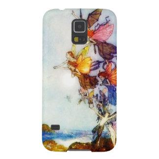 The Fairies Samsun Galaxy case Galaxy S5 Covers
