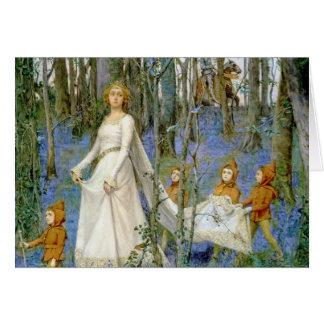 The Fairy Wood Card