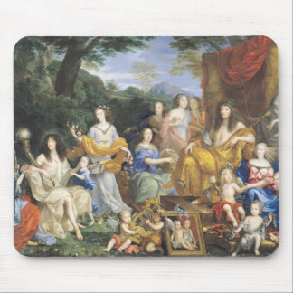 The Family of Louis XIV  1670 2 Mouse Pad